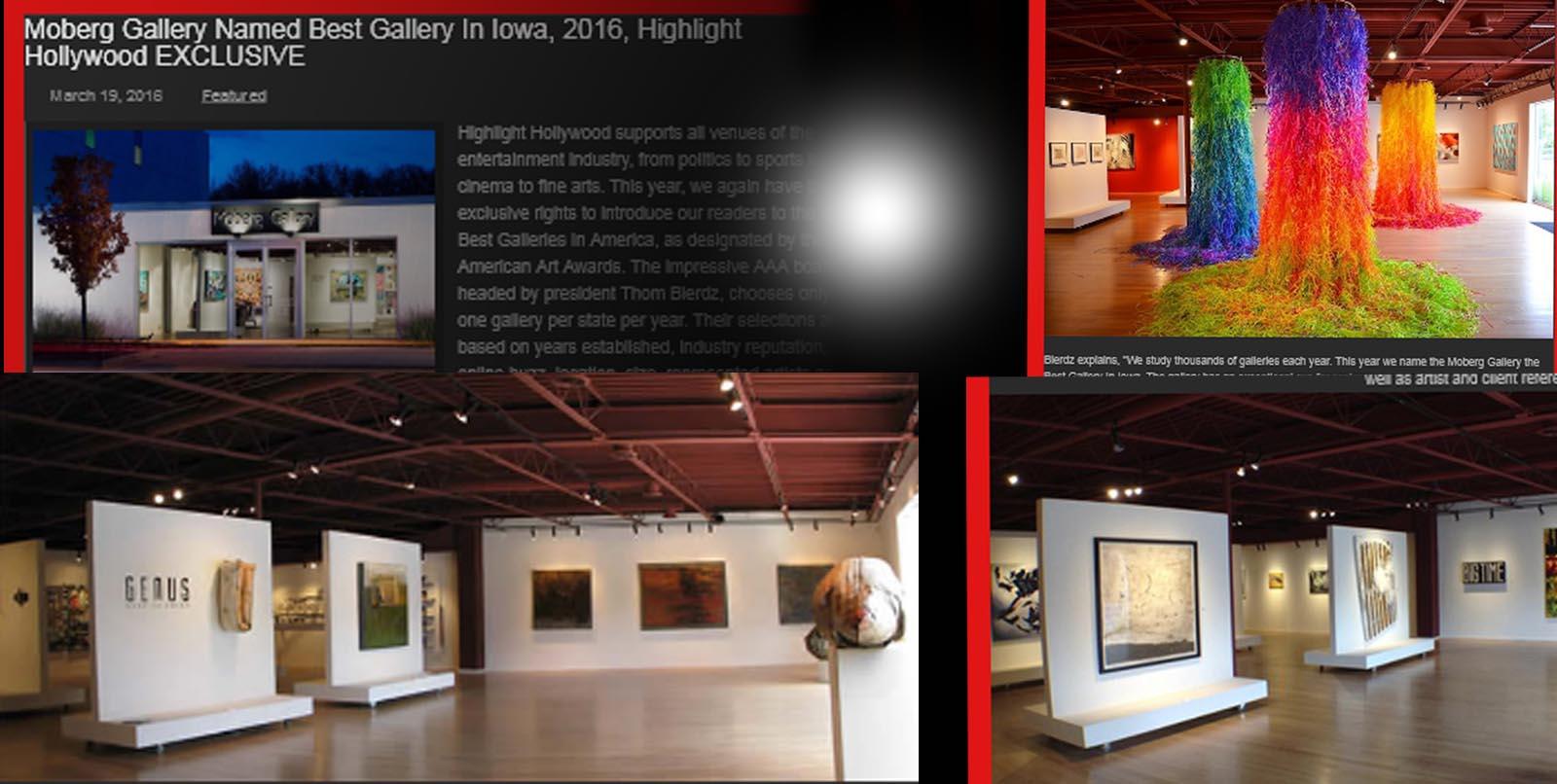 AAA gallery IA